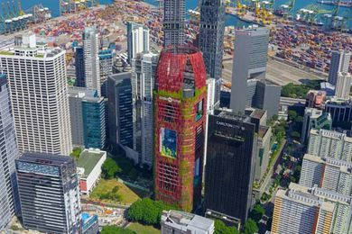 Australians win best tall buildings awards