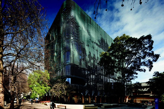 Arts West, University of Melbourne by ARM  Architecture and Architectus.