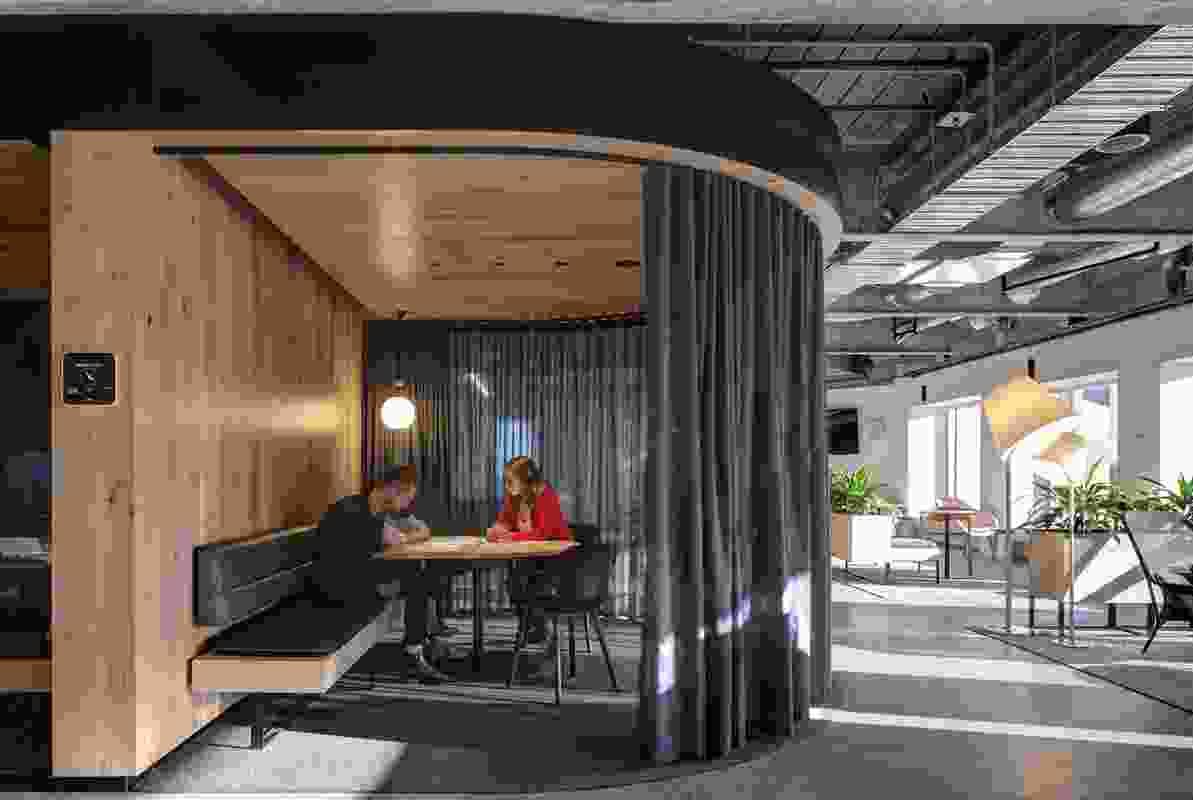 Architectus Melbourne Studio by Architectus.