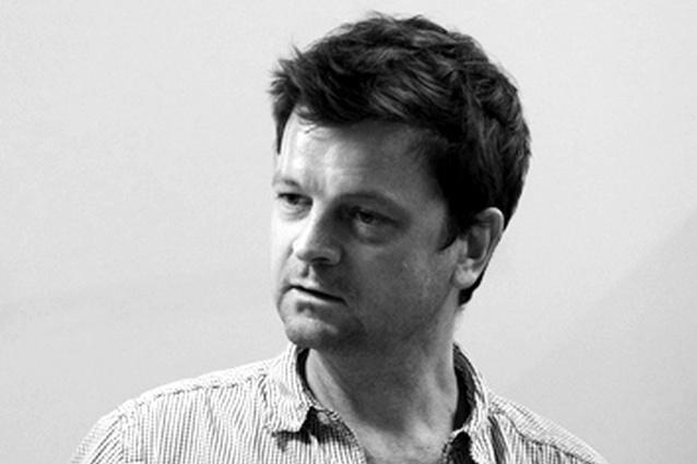Stephen Collier, Stephen Collier Architects.