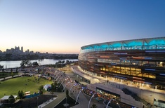 Finding a sense of place: Optus Stadium parklands