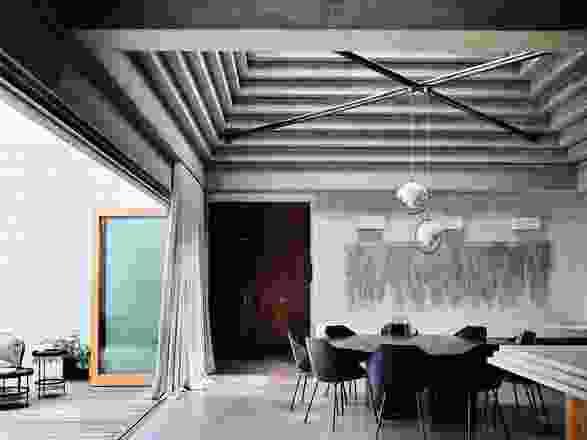 由建筑师设计的风箱屋。