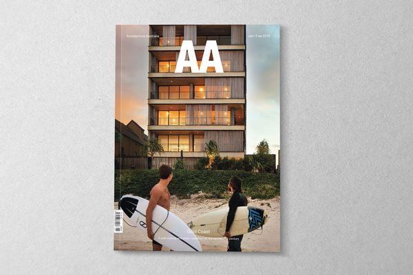 Architecture Australia January/February 2018.