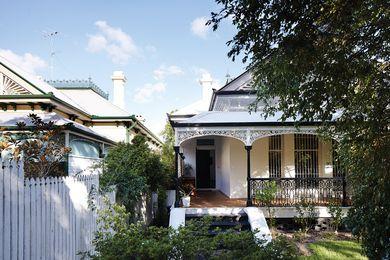 A rare example of speculative development in 19th-century Brisbane.