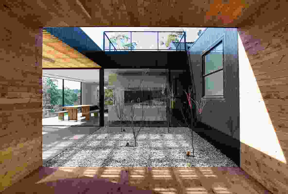 Allens Rivulet House 2 by Room 11.