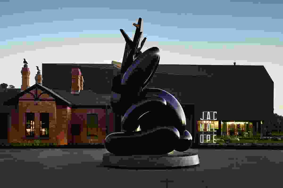 Jackalope by Carr.
