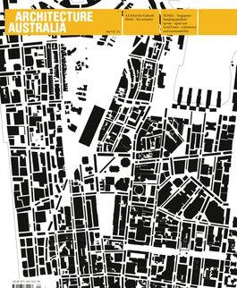 Architecture Australia, January 2009