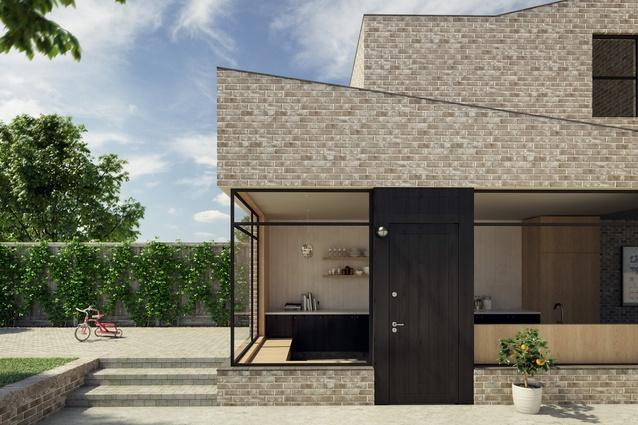 PGH Bricks' Honestly Artisan range.