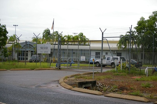 Darwin's notorious Don Dale Youth Detention Centre, which would be replaced by the new detention centre.