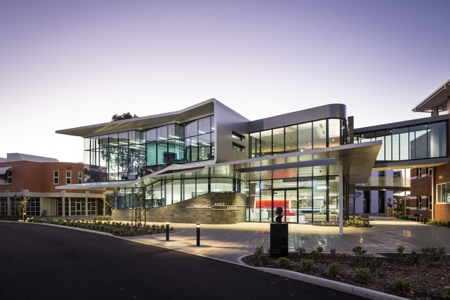 Margaret Ames Centre, Immanuel College by Swanbury Penglase Architects.