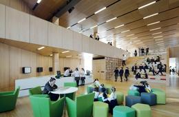 2015 Australian Interior Design Awards: Interior Design Impact