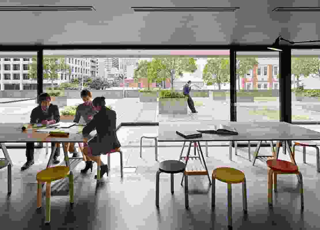 Architectus Garden Studio.