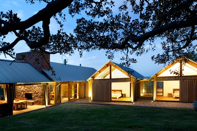 Jamberoo Farm House by Casey Brown Architecture.