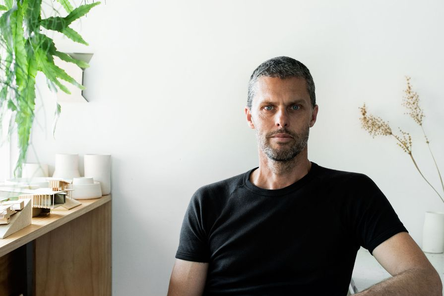 James Fraser founded MORA four years ago on the Central Coast of NSW.