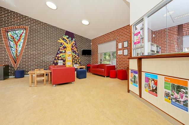 St Joseph's Early Childhood Learning Centre by Paul Barnett Design Group.