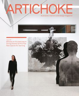 Artichoke, September 2014