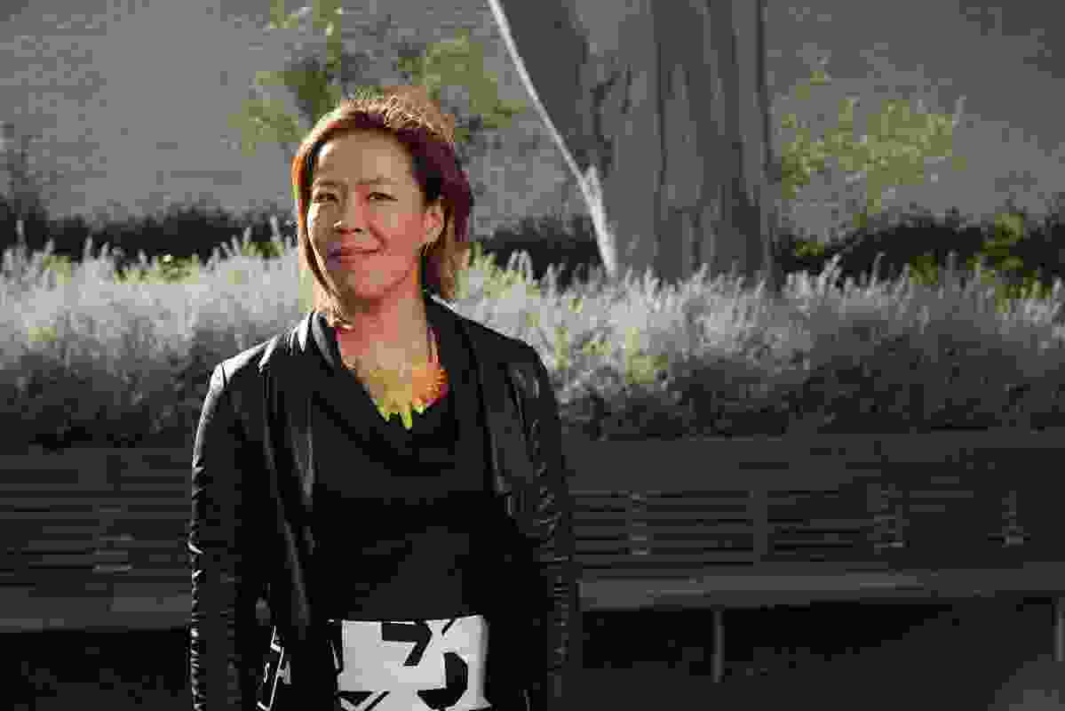 Jocelyn Chiew, director City Design and City Design Studio at City of Melbourne.
