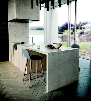 Dekton by Cosentino, Industrial Collection - Kreta lifestyle.