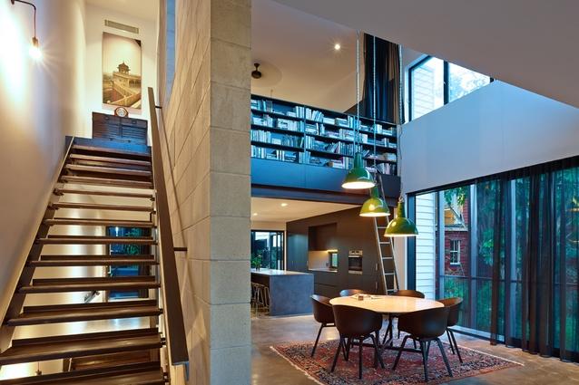 Paddington Residence by Ellivo Architects.