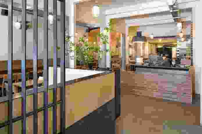Winner: Hospitality Award — Loretta Café by Parsonson Architects.