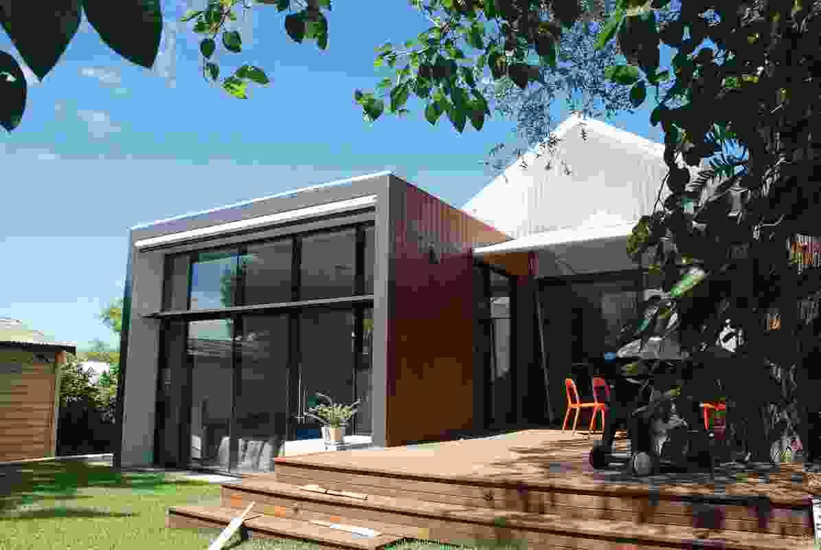 Maylands Additions by Jonathan Lake Architects.
