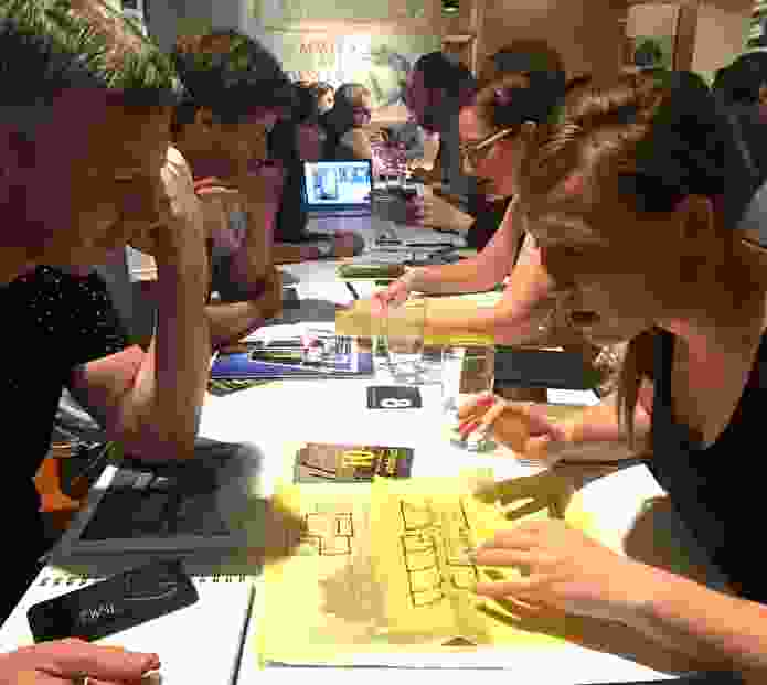 There will be an edition of the workshop Speed Date an Architect at the Museum of Brisbane at this year's forum.