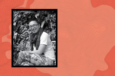 Chang Huai-yan is the director of Singapore-based landscape design firm Salad Dressing.