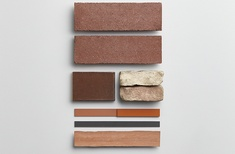 Nexus Designs curates eight 'styles' for PGH Bricks and Pavers