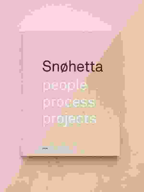 "Snøhetta: People, Process, Projects was published in June 2015, parallel with the opening of the Snøhetta exhibition at the Danish Architecture Centre in Copenhagen. The book celebrates the ""less obvious views and details"" of Snøhetta's work."