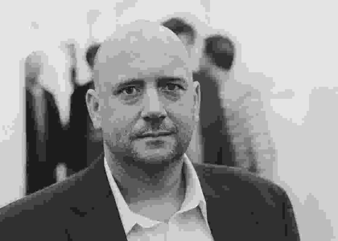 Chris Reed, founding principal of Stoss.