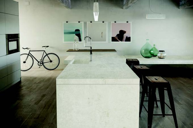 Dekton by Cosentino, Industrial Collection - Lunar lifestyle.