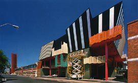 Victorian College of the Arts, Melbourne, 2001-3.