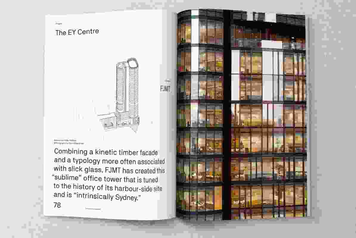 The EY Centre designed by FJMT.