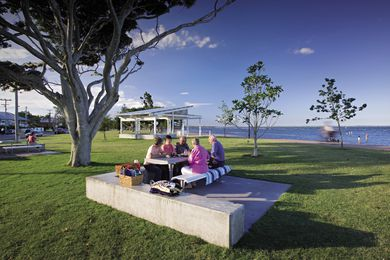 Brisbane Foreshore Parklands