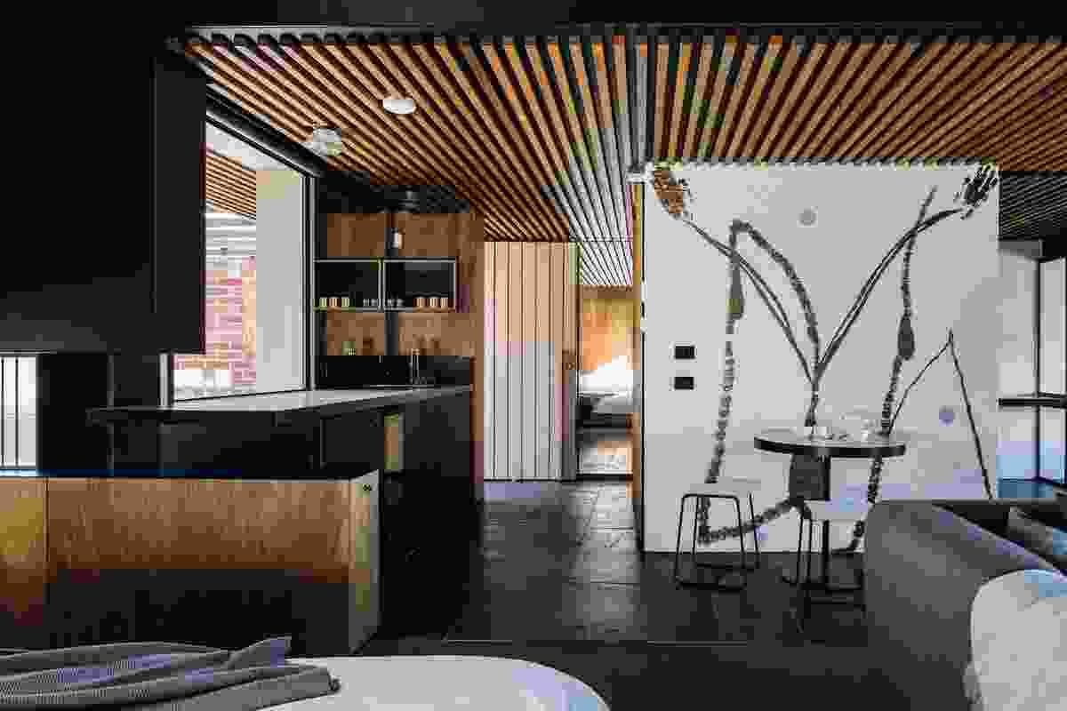 Brae Restaurant Accommodation by Six Degrees Architects.
