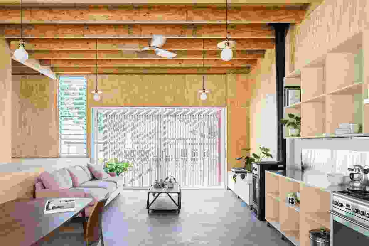 """The home is an extension of the owner's personality – she describes it as """"earthy and grounded."""""""
