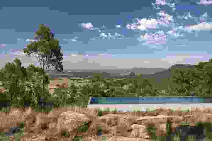 Forest Edge Garden by Jane Irwin Landscape Architecture (JILA).