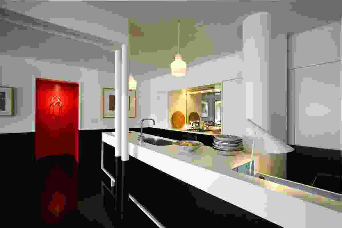 Balmain Apartment (NSW) by Durbach Block Jaggers.