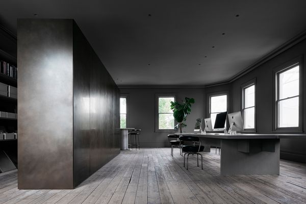 Adam Kane Architects Office by Adam Kane Architects.