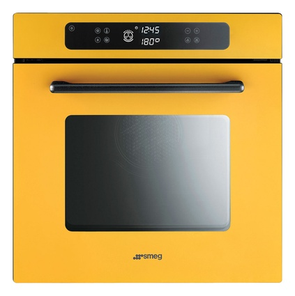 Smeg oven designed by Marc Newson.