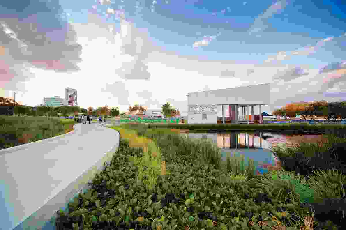 Broadwater Parklands submitted by Gold Coast City Council.
