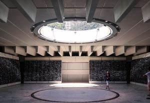 Anzac Memorial Centenary Extension by Johnson Pilton Walker with the Government Architect NSW.