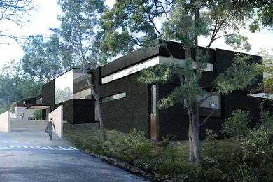The redevelopment of the Port Arthur Historic Site visitor centre by Rosevear Stephenson.