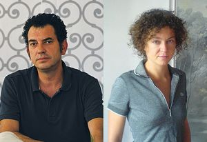"Renata Sentkiewicz (right) remarks that while she and Iñaki Ábalos (left) are not a typical architectural partnership, their ""differences completely disappear at the moment of creation."""