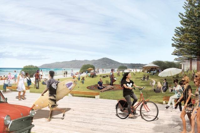 Byron Bay Masterplan by McGregor Coxall.