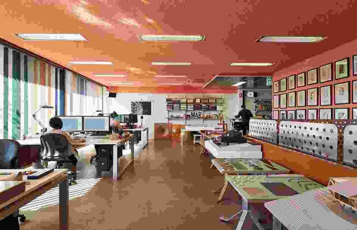 Abbotsford Studio by March Studio.