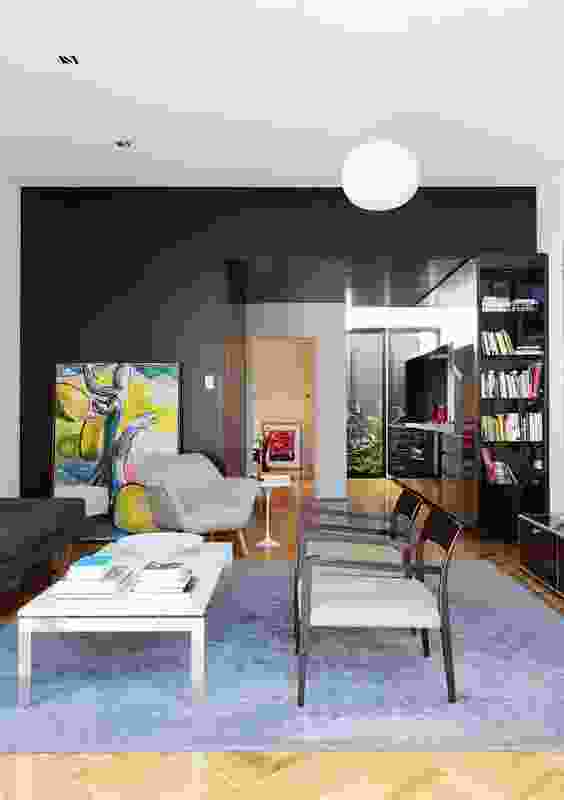 Colour in Residential Design – Alexandria House by TFAD.