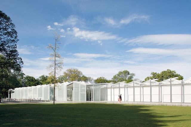 Christchurch botanic gardens visitor centre architectureau for Ready lawn christchurch