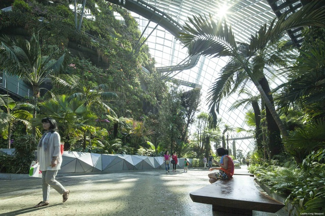 Gardens by the Bay - Grant Associates, Singapore.