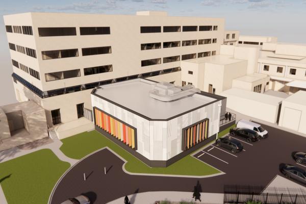 本迪戈医院康复中心由克拉克·霍普金斯·克拉克提供。